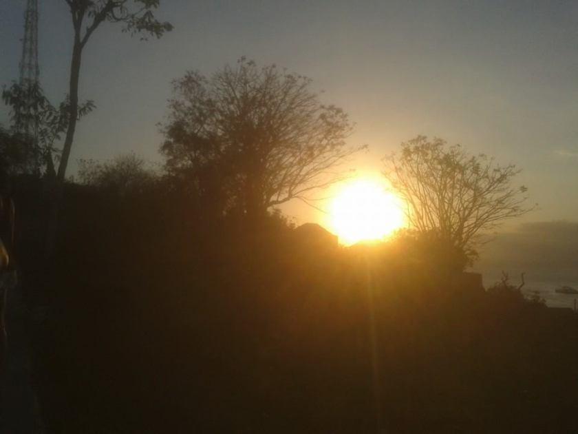 sunset Nusa lembongan2