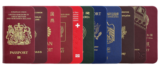 all passport