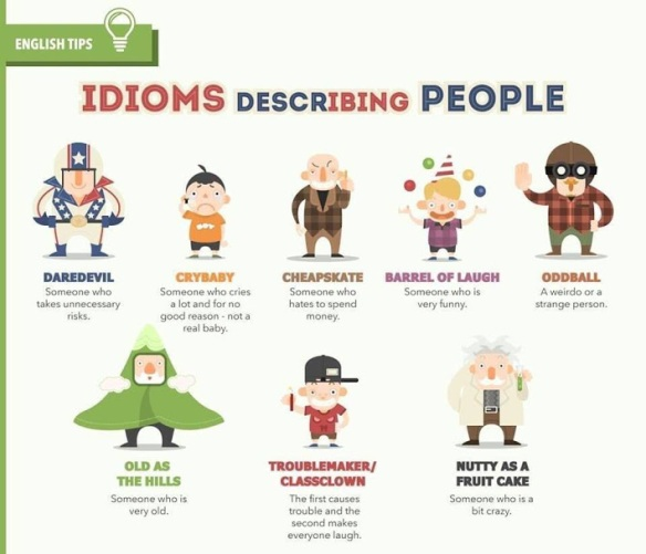 idioms_describe_people